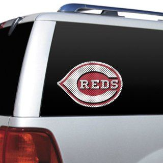 MLB Cincinnati Reds Die Cut Window Film