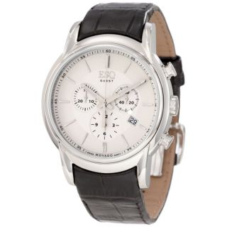 ESQ by Movado Mens Swiss Chronograph Watch