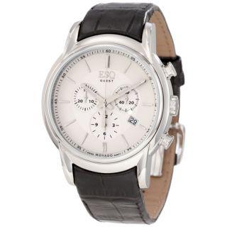 ESQ by Movado Mens Swiss Chronograph Watch