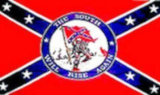 CONFEDERATE FLAG THE SOUTH WILL RISE AGAIN: Sports