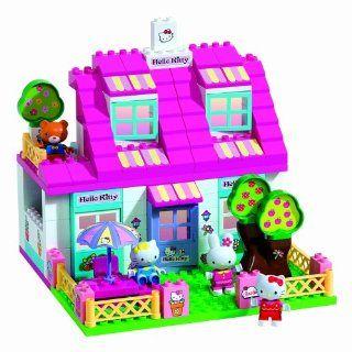 Big Play 57010 Hello Kitty Bricks Big Bloxx Hello Kitty