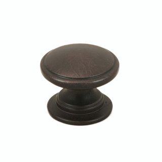 Stone Mill Hardware Saybrook Oil rubbed Bronze Cabinet Knobs (Pack of