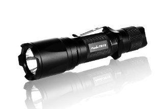 Fenix TK12 R2 240 Lumen Tactical LED Flashlight Sports