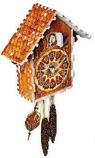 Cuckoo Clock, 247 Piece 3D Jigsaw Puzzle Made by Wrebbit