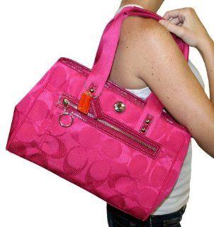 Handbag Daisy Purse Bag Magenta Authentic w/ Tags $248 MSRP Shoes