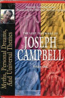 The Lost Teachings of Joseph Campbell (9 Volume Set) Audio Cassettes
