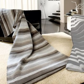 Bocasa Galeria Woven Throw Blanket (60 x 80)