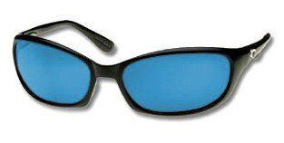 Costa Del Mar Harpoon Sunglasses   Black Frame   Bue Glass