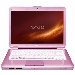 Sony VAIO VGN CS390JCP Laptop (Refurbished)