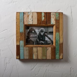 Stripped Wood Photo Frame (India) Today $34.99 4.5 (2 reviews)