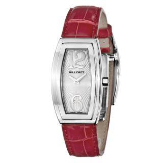 Milleret Womens Diva Stainless Steel Quartz Watch