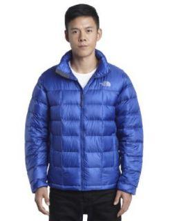 THE NORTH FACE Mens Thunder Jacket M BOLT BLUE Sports