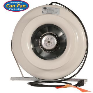 Can Fan 6 inch 392 CFM High output Exhaust Fan