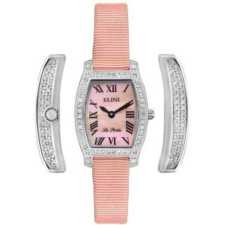 Elini Womens La Petite Full Diamond Watch