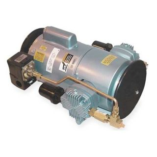Gast 5LCA 246S M550GX Piston Air Compressor, 3/4 HP, 4.2 CFM