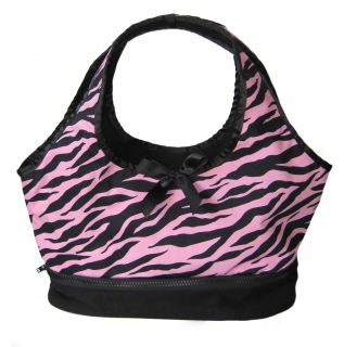 AnnLoren Pink Zebra Doll Carrier For American Girl Doll Today $21.99