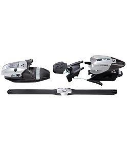 Fischer AMC Spirit Skis w/FS10 RF2 Bindings (170 cm)