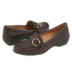 Circa Joan & David Finley Dark Brown Leather Loafers