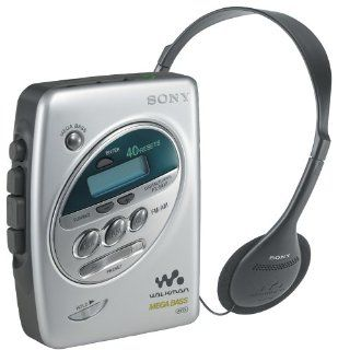 Sony WM FX244 Walkman Digital Tuning AM/FM Stereo Cassette