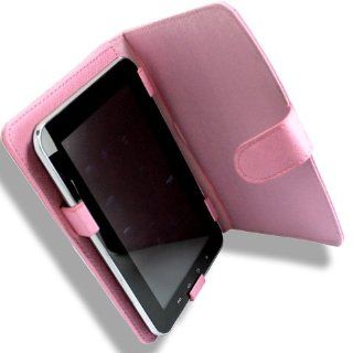 Brand New Universal Faux Leather Stand Case Cover For 7