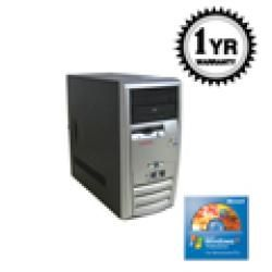 Compaq EVO 2.4GHz 512MB Desktop Computer (Refurbished)