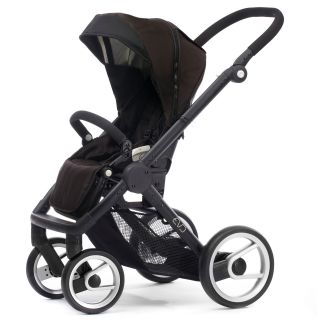 Mutsy EVO Brown/Black Stroller