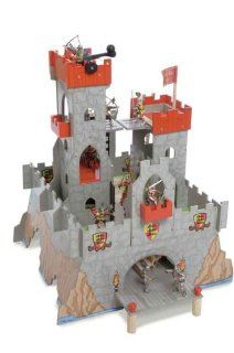 Le Toy Van TV244 Hill Top Castle Toys & Games