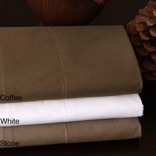 Egyptian Cotton Sateen 400 Thread Count Queen size Sheet Set