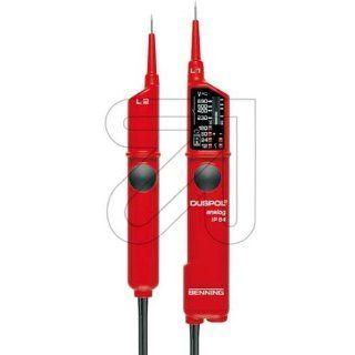 Benning 050257 Spannungsprüfer Duspol Analog Plus 12   750 V