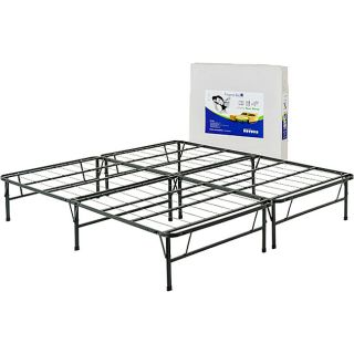 Pragma Steel Wire Full size Bi fold Mesh Bed Frame Today $124.99 4.5