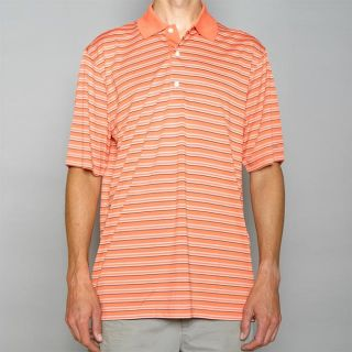 Greg Norman Mens Coral Play Dry Golf Polo