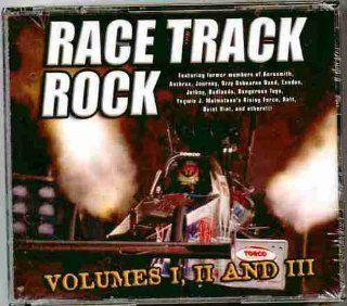 Race Track Rock (Original 2007 Canada Import 3 CD Set