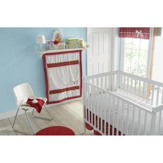 Victoria Classics American Sweetheart Crib Bedding Set