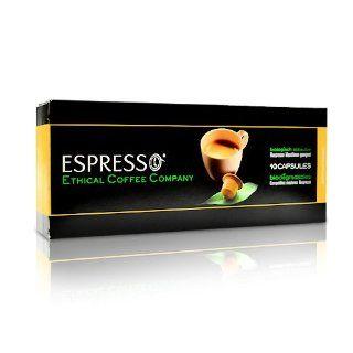 Espresso Ethical Coffee Company armonioso für Nespresso ( 10 Kapseln