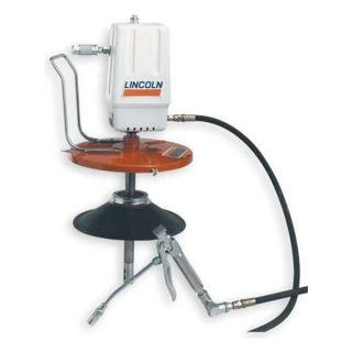 Lincoln 989 Portable Grease Pump, Double Acting