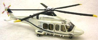 1/48 Agusta AB 139 Die Cast Helicopter Toys & Games