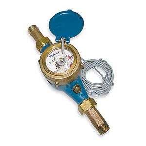 Hays MRD 1 1 Pulse Flowmeter, 1 In