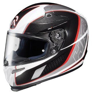 HJC Helmets Cage MC 1 Graphic RPHA 10 Full Face Helmet (Black/Red