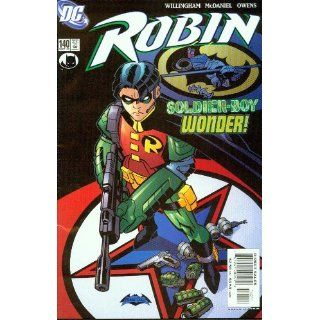 Robin #140 Soldier Boy Wonder! Books