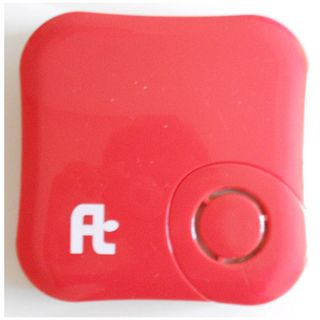 Red Mini Vibe Speaker