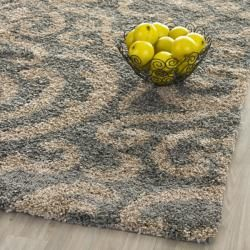 Ultimate Dark Grey Shag Rug (33 x 53)