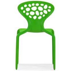 Marlow Green Dining Chairs (Set of 6)