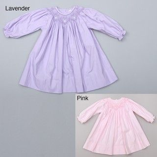 Petit Ami Infant Girls Smocking Dress