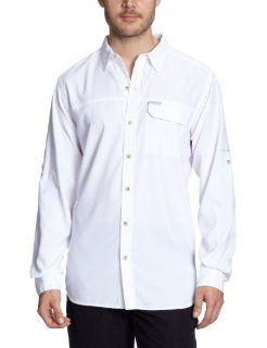 Columbia Hemd 1/1 Bug Shield Shirt white (Größe XXL)