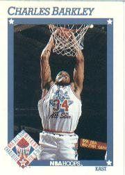 1991 92 Hoops #248 Charles Barkley All Star Sports