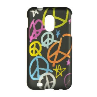 Premium Samsung Galaxy S II Epic 4G Touch Peace Sign Protector Case