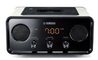 Yamaha TS X70 Uhrenradio mit iPod dock beige Elektronik