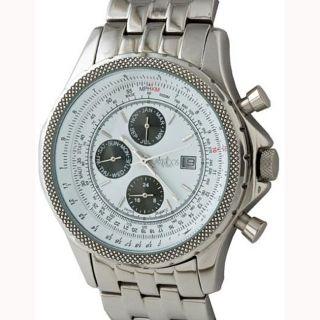 Akribos XXIV Multi function Mens Bracelet Watch