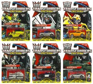 Transformers 2 Movie Mini Vehicle Multipack #2 Toys
