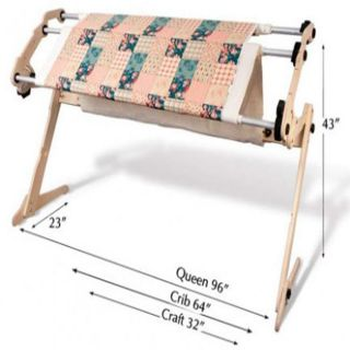 Grace Company Start Right EZ3 Hand Quilting Frame
